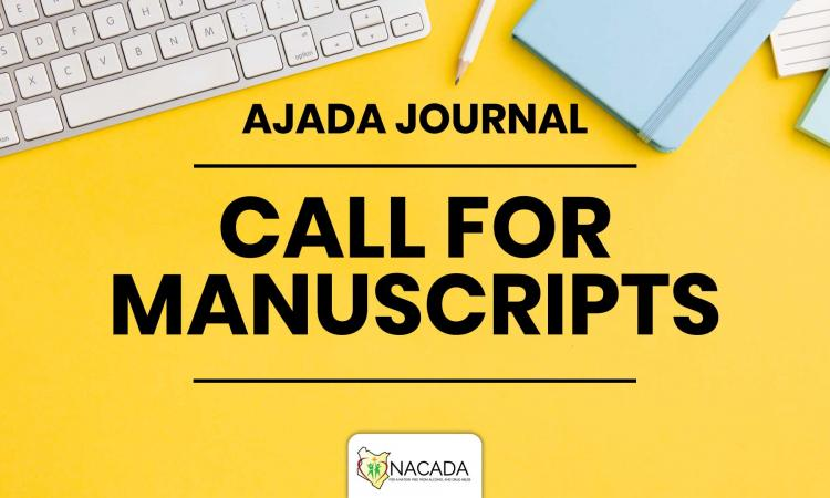 AJADA call for manuscripts vol. 3